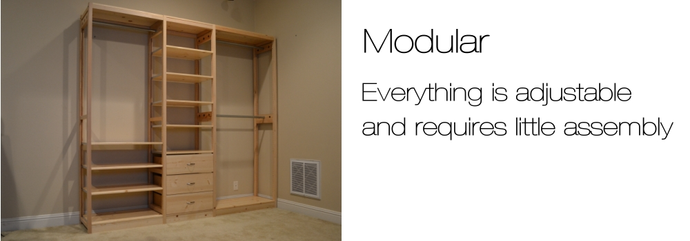 closets clothes imsaab organizers custom system com systems closet shelving drawer free made wardrobe rack standing