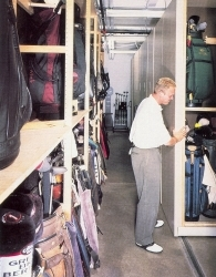 Lundia Invented The Original Golf Bag Storage System Dating Back To The  Early 1970u0027s. We Were The First To Introduce High Density Golf Bag Storage  For ...